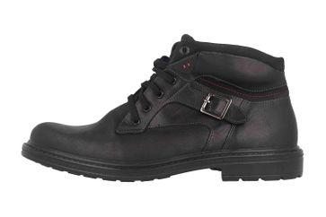 Jomos Stiefel in Übergrößen Schwarz 207701 731 000 große Herrenschuhe – Bild 1
