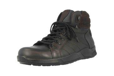 Jomos Stiefel in Übergrößen Schwarz 325705 383 0022 große Herrenschuhe – Bild 6