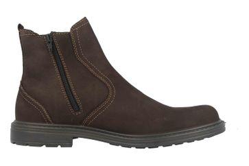 Jomos Stiefel in Übergrößen Braun 207702 40 370 große Herrenschuhe – Bild 4