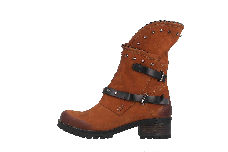 Baboos Stiefel in Übergrößen Braun 50.04 161 122-153 große Damenschuhe – Bild 1