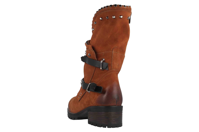 Baboos Stiefel in Übergrößen Braun 50.04 161 122-153 große Damenschuhe – Bild 2
