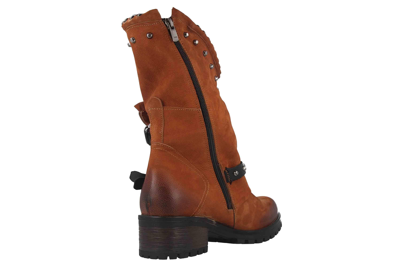 Baboos Stiefel in Übergrößen Braun 50.04 161 122-153 große Damenschuhe – Bild 3