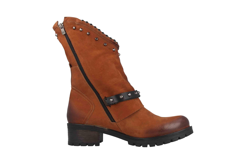 Baboos Stiefel in Übergrößen Braun 50.04 161 122-153 große Damenschuhe – Bild 4