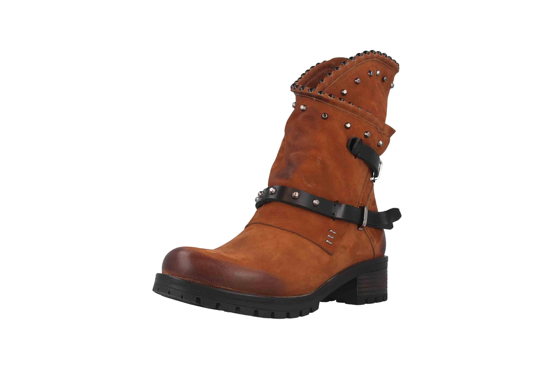 Baboos Stiefel in Übergrößen Braun 50.04 161 122-153 große Damenschuhe – Bild 6