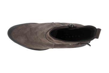 Baboos Stiefeletten in Übergrößen Grau 36.03 128 große Damenschuhe – Bild 7