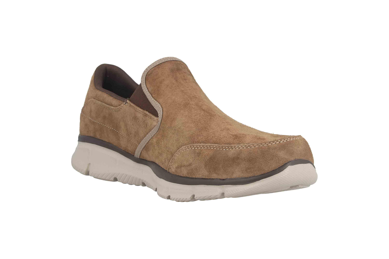 Skechers: Skechers Equalizer Mind Game Schuhe (Braun