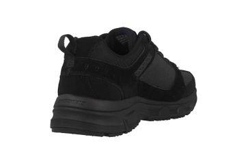 Skechers OAK CANYON Sneaker in Übergrößen Schwarz 51893 BBK große Herrenschuhe – Bild 3