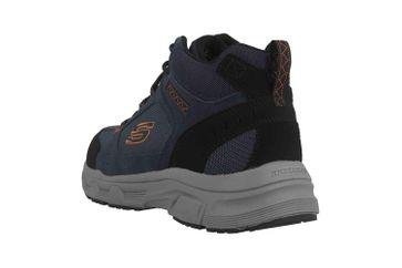 Skechers OAK CANYON IRONHIDE Sneaker in Übergrößen Blau 51895 NVOR große Herrenschuhe – Bild 2