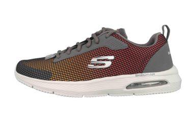 Skechers DYNA-AIR BLYCE Sneaker in Übergrößen Grau 52558 CCMT große Herrenschuhe – Bild 1