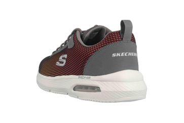 Skechers DYNA-AIR BLYCE Sneaker in Übergrößen Grau 52558 CCMT große Herrenschuhe – Bild 2
