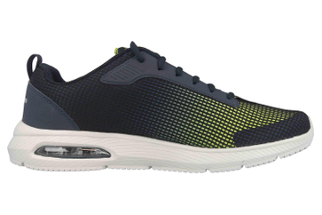 Skechers DYNA-AIR BLYCE Sneaker in Übergrößen Blau 52558 NVLM große Herrenschuhe – Bild 4