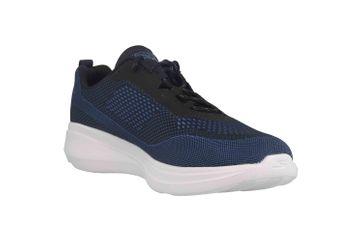 Skechers GO RUN FAST ARCO Sneaker in Übergrößen Schwarz 55105 BKBL große Herrenschuhe – Bild 5