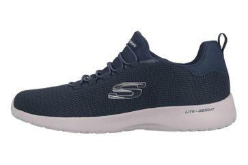 Skechers DYNAMIGHT Sneaker in Übergrößen Blau 58360 NVY große Herrenschuhe – Bild 1