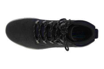 Skechers BELLINGER 2.0 REGANO Stiefel in Übergrößen Schwarz 66324 BLK große Herrenschuhe – Bild 7