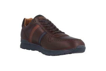 Pantofola d'Oro Sanago Uomo Low Sneaker in Übergrößen Braun 10193016.IKU/10193081.IKU große Herrenschuhe – Bild 5