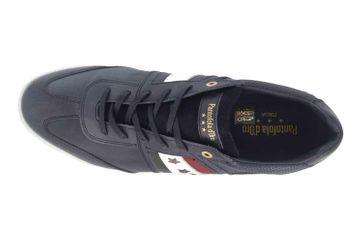 Pantofola d'Oro Imola Romagna Uomo Low Sneaker in Übergrößen Blau 10193037.29Y/10193082.29Y große Herrenschuhe – Bild 7