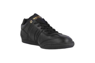 Pantofola d'Oro Imola Classic Uomo Low Sneaker in Übergrößen Schwarz 10193039.25Y/10193083.25Y große Herrenschuhe – Bild 5