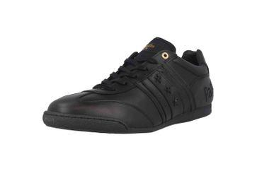 Pantofola d'Oro Imola Classic Uomo Low Sneaker in Übergrößen Schwarz 10193039.25Y/10193083.25Y große Herrenschuhe – Bild 6