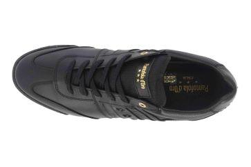 Pantofola d'Oro Imola Classic Uomo Low Sneaker in Übergrößen Schwarz 10193039.25Y/10193083.25Y große Herrenschuhe – Bild 7
