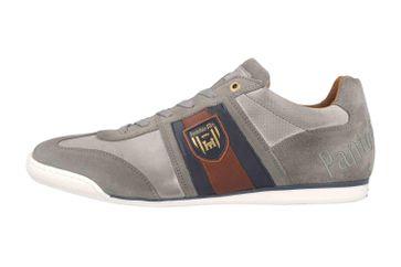 Pantofola d'Oro Imola Scudo Uomo Low Sneaker in Übergrößen Grau 10193040.3JW/10193084.3JW große Herrenschuhe – Bild 1