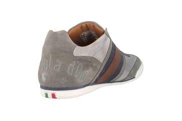 Pantofola d'Oro Imola Scudo Uomo Low Sneaker in Übergrößen Grau 10193040.3JW/10193084.3JW große Herrenschuhe – Bild 3