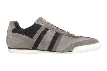 Pantofola d'Oro Imola Scudo Winter Uomo Low Sneaker in Übergrößen Grau 10193041.3JW/10193085.3JW große Herrenschuhe – Bild 4