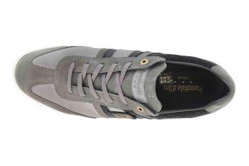 Pantofola d'Oro Imola Scudo Winter Uomo Low Sneaker in Übergrößen Grau 10193041.3JW/10193085.3JW große Herrenschuhe – Bild 7