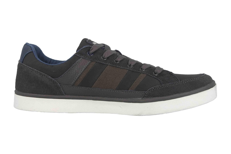 Boras SP Sports Casual Sneaker Vista Boras Sneaker in Übergrößen Grau 4900-1548 große Herrenschuhe – Bild 4