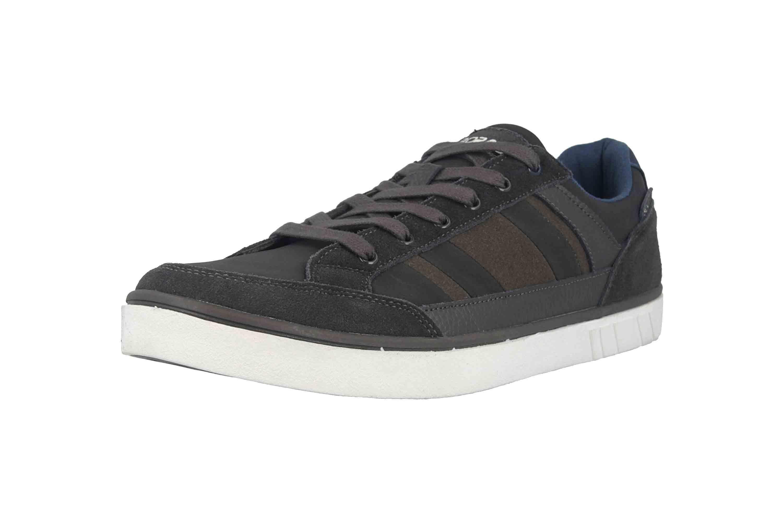 Boras SP Sports Casual Sneaker Vista Boras Sneaker in Übergrößen Grau 4900-1548 große Herrenschuhe – Bild 6