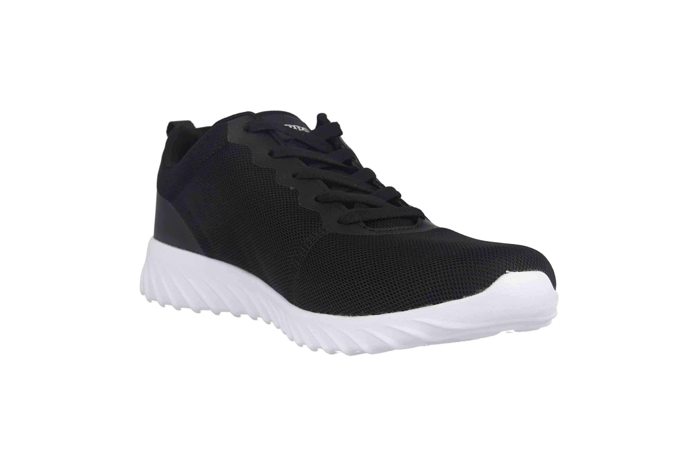Kappa CES Sneaker in Übergrößen Schwarz 242685 1110 große Damenschuhe – Bild 5