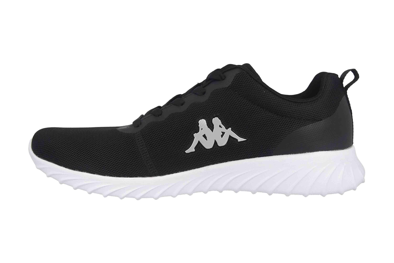 Kappa CES Sneaker in Übergrößen Schwarz 242685 1110 große Damenschuhe – Bild 1