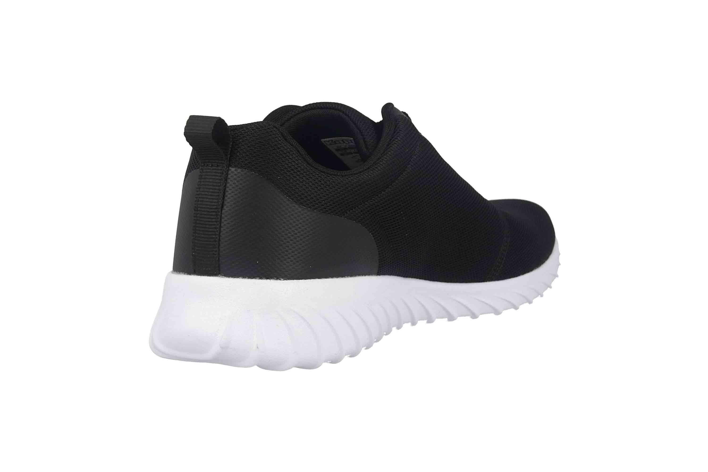 Kappa CES Sneaker in Übergrößen Schwarz 242685 1110 große Damenschuhe – Bild 3