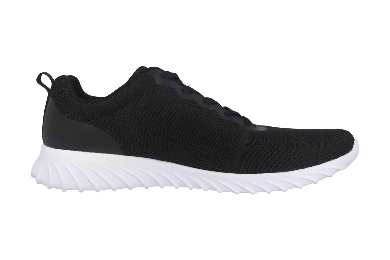 Kappa CES Sneaker in Übergrößen Schwarz 242685 1110 große Damenschuhe – Bild 4