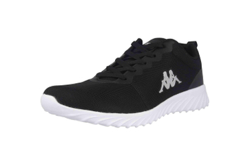 Kappa CES Sneaker in Übergrößen Schwarz 242685 1110 große Damenschuhe – Bild 6