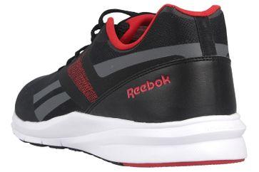 Reebok REEBOK RUNNER 4.0 Sportschuhe in Übergrößen Schwarz EF7312 große Herrenschuhe – Bild 2