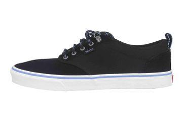 VANS MN Atwood (OUTDOOR) BLACK/WHITE Sneaker in Übergrößen Schwarz VN000XB0UGV1 große Herrenschuhe – Bild 1