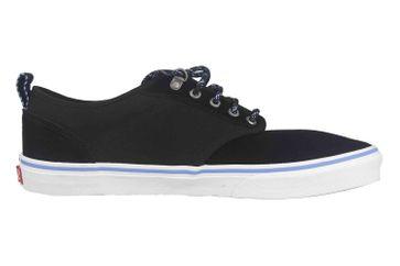 VANS MN Atwood (OUTDOOR) BLACK/WHITE Sneaker in Übergrößen Schwarz VN000XB0UGV1 große Herrenschuhe – Bild 4