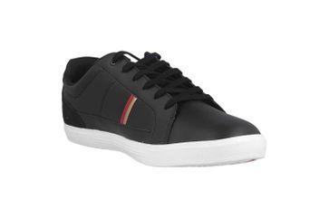 Lacoste EUROPA 319 1 SMA Sneaker in Übergrößen Schwarz 38SMA00171B5 große Herrenschuhe – Bild 5