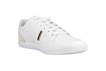 Lacoste EUROPA 319 1 SMA Sneaker in Übergrößen Weiß 38SMA00171R5 große Herrenschuhe – Bild 5