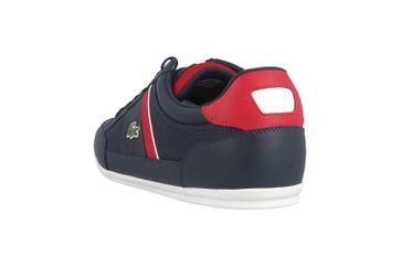 Lacoste CHAYMON 319 3 CMA Sneaker in Übergrößen Blau 38CMA0022144 große Herrenschuhe – Bild 2