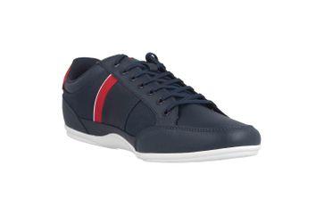 Lacoste CHAYMON 319 3 CMA Sneaker in Übergrößen Blau 38CMA0022144 große Herrenschuhe – Bild 5