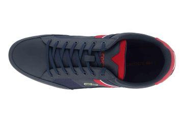 Lacoste CHAYMON 319 3 CMA Sneaker in Übergrößen Blau 38CMA0022144 große Herrenschuhe – Bild 7