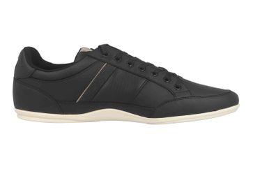 Lacoste CHAYMON 319 1 CMA Sneaker in Übergrößen Schwarz 38CMA00212H5 große Herrenschuhe – Bild 4