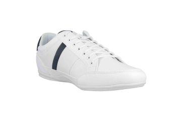Lacoste CHAYMON 319 3 CMA Sneaker in Übergrößen Weiß 38CMA0022042 große Herrenschuhe – Bild 5