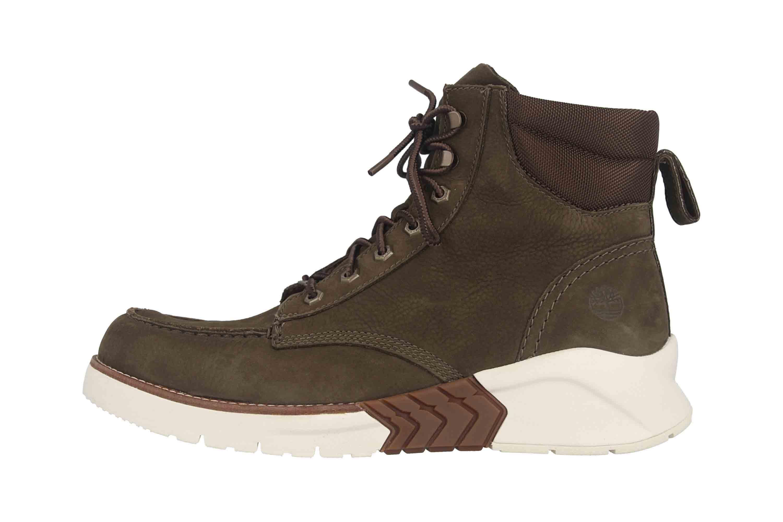 Tb0a27wn9011 Übergrößen Timberland Mtcr Herrenschuhe Große Stiefel Grün Moc Boot Toe In PkXZuOiT