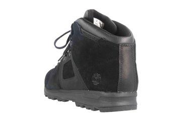 Timberland GT Scramble Mid Leather WP Boots in Übergrößen Schwarz TB0A21K30151 große Herrenschuhe – Bild 2