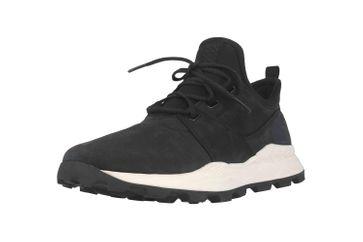 Timberland Brooklyn Lace Oxford Sneaker in Übergrößen Schwarz TB0A2BBT0011 große Herrenschuhe – Bild 6