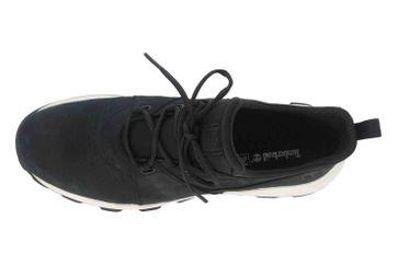 Timberland Brooklyn Lace Oxford Sneaker in Übergrößen Schwarz TB0A2BBT0011 große Herrenschuhe – Bild 7