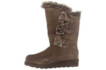 Bearpaw Genevieve Seal Brown Stiefel in Übergrößen Braun 2305W 240 große Damenschuhe – Bild 1
