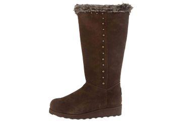 Bearpaw Dorothy Earth Stiefel in Übergrößen Braun 2308W 239 große Damenschuhe – Bild 1